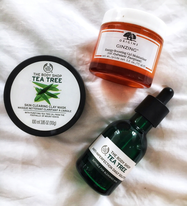 Give it to me simple – 3 skincare products I've been loving
