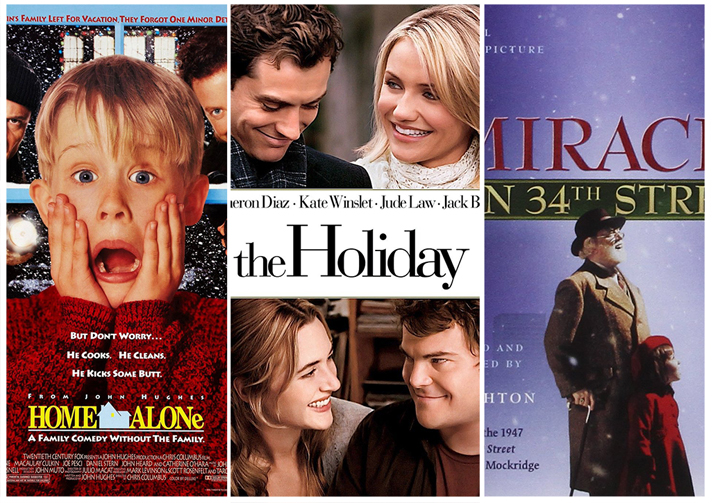 My top 5 Christmas movies to cosy up with in December